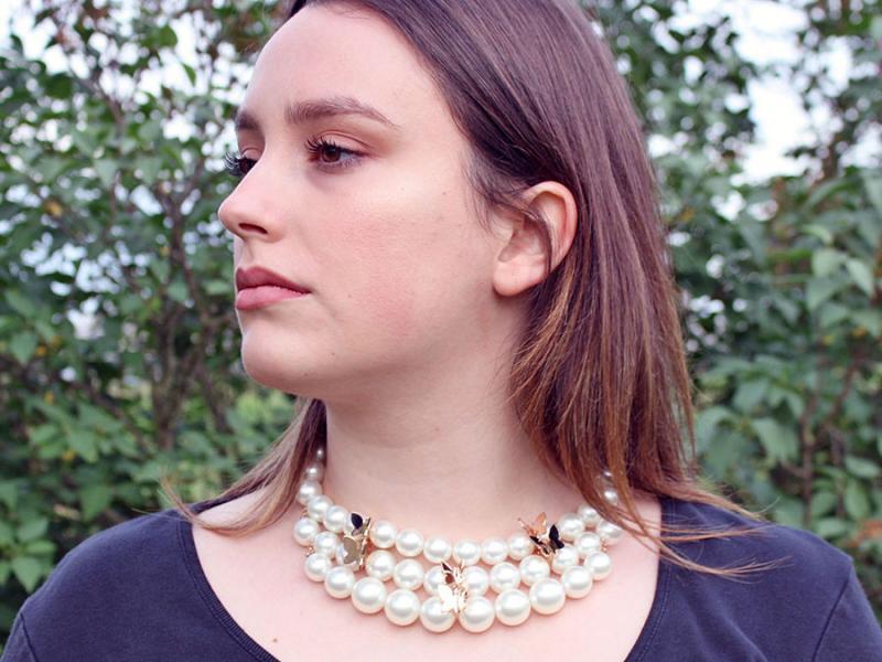 Beba Gioielli: Collane - Bigiotteria artigianale di alta classe